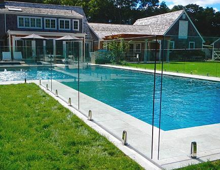 Glass Pool Fences California Window Glass